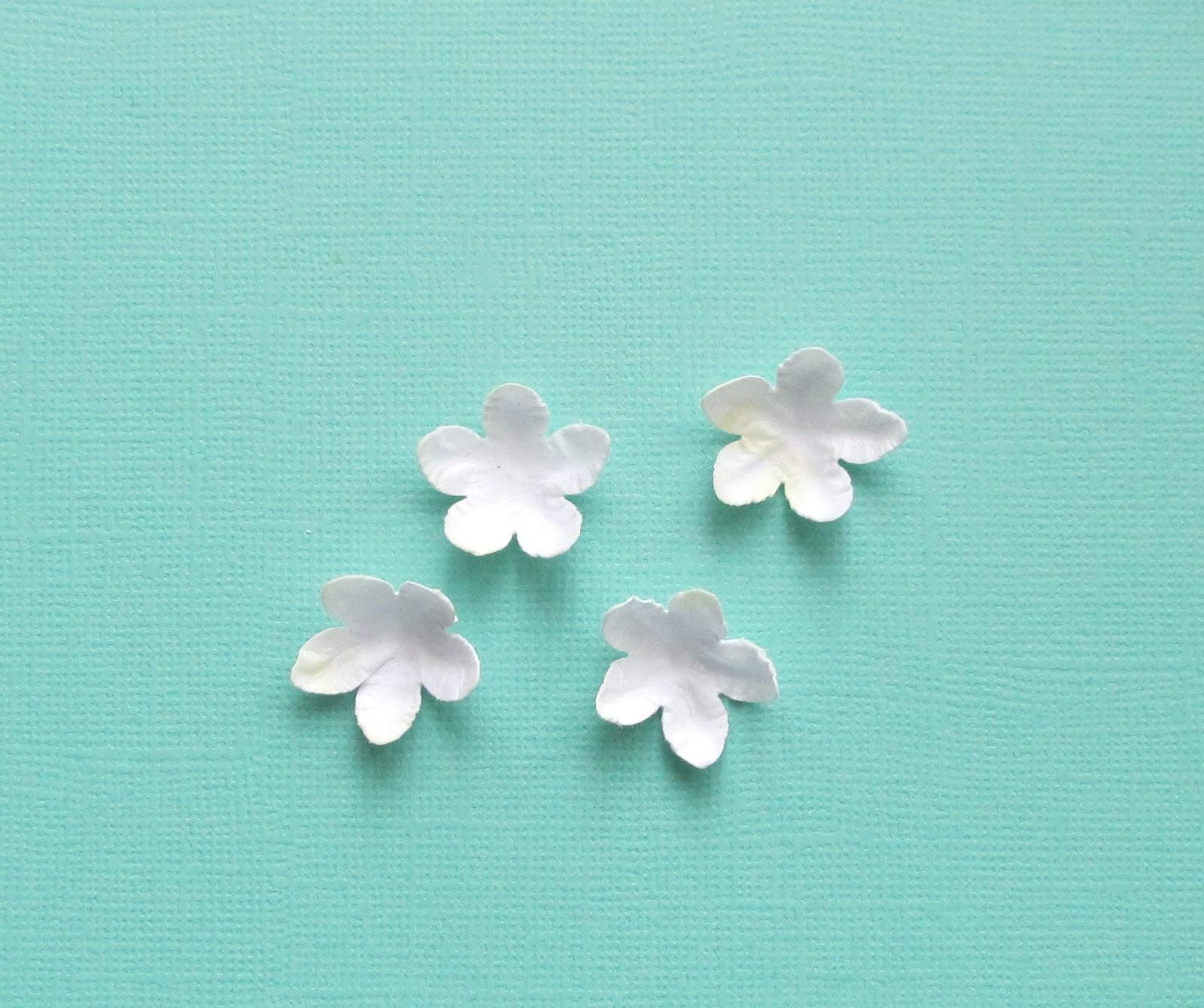 Цветы из акварельной бумаги изоражения