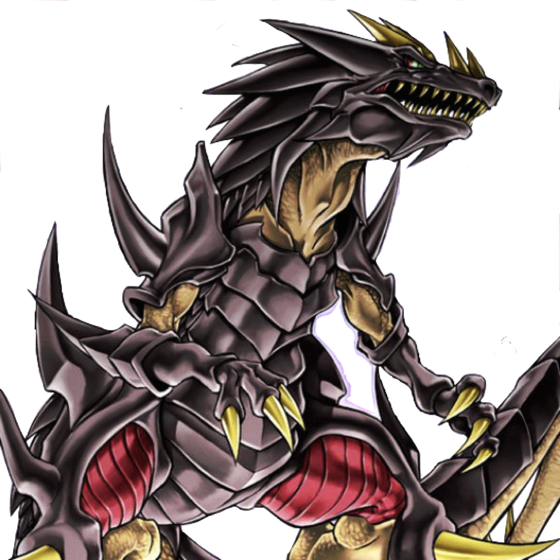 yu gi oh cards without backgrounds reptile