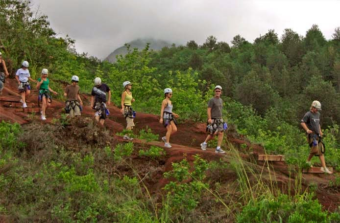 Kaanapali Zipline Tour Tickets