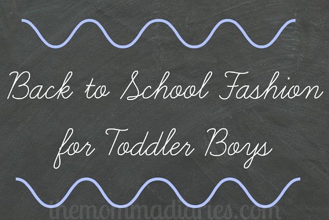 preschool fashion for boys