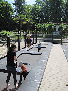 Paris park for kids
