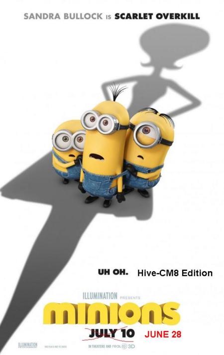 Minions (2015) HD-TS XVID AC3 HQ Hive-CM8