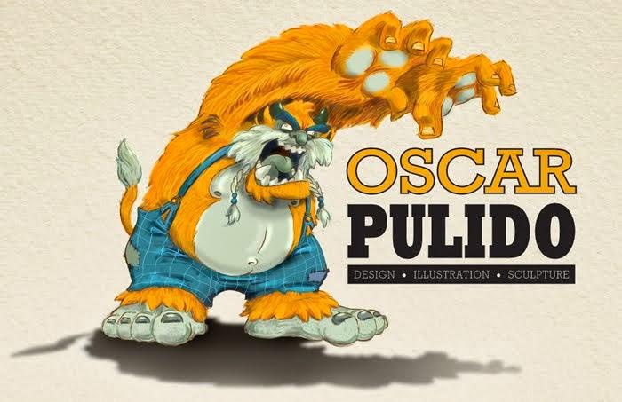 Oscar Pulido Art
