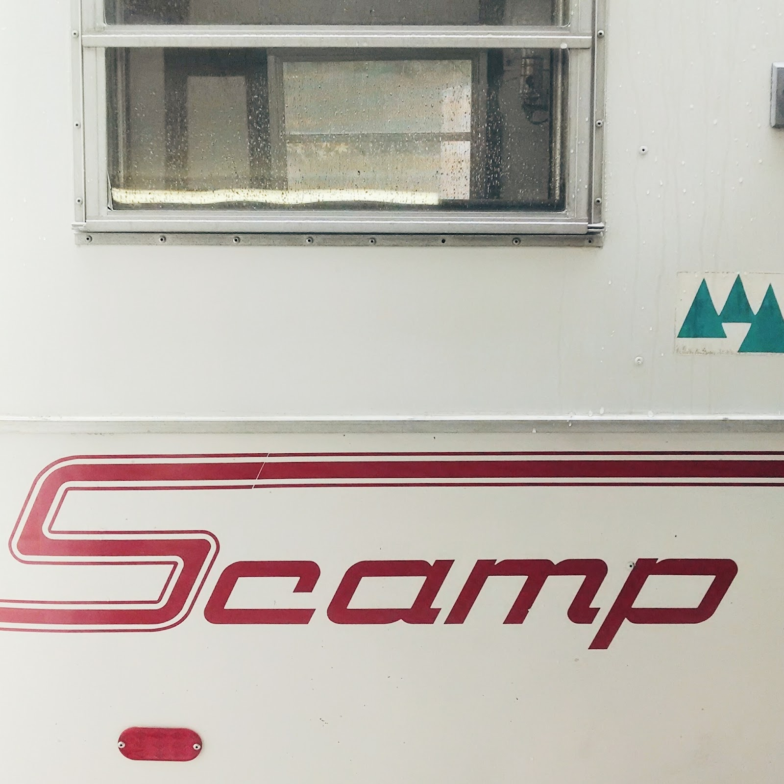 1975 Scamp Travel Trailer - littleladylittlecity.com