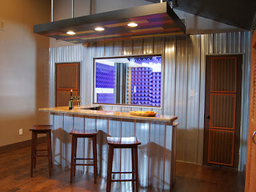 #6 Home Bar Design Ideas