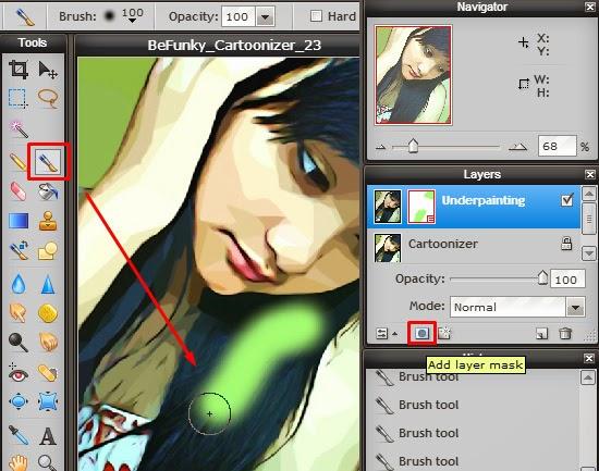 Cara Mudah Membuat Kartun Dari Foto online