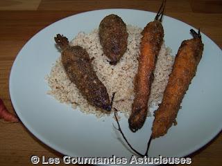 Comment cuisiner les carottes de manière originale ?