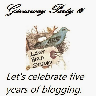 Lost Bird Studio GIVEAWAY!
