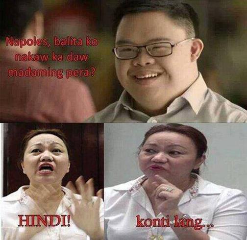 Janet-Lim Napoles' Latest Meme 3