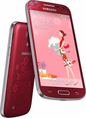 Samsung S4 Mini La Fleur Edition