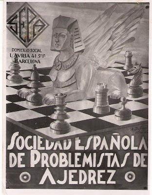 Cartel antiguo de la SEPA
