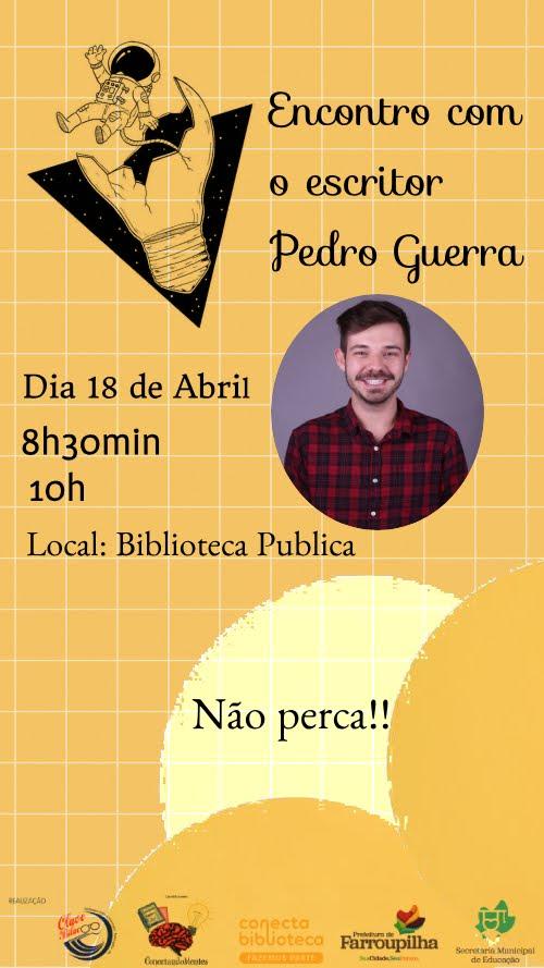 Encontro com Pedro Guerra