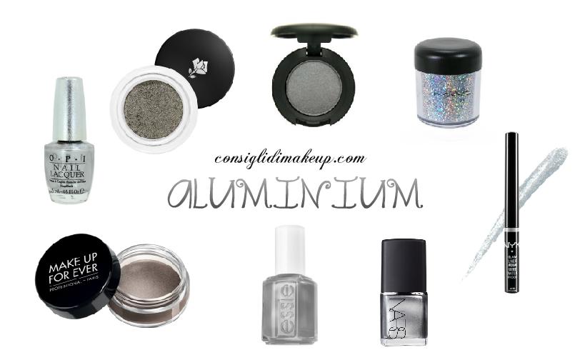 trucco aluminium pantone