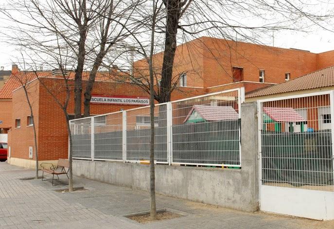 Escuela infantil los paraisos nuestra escuela for Calle prado redondo ciempozuelos