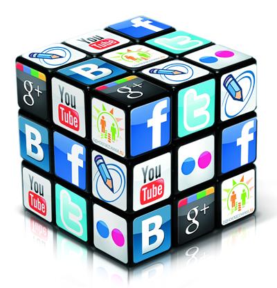 Обучать используя социальные сети