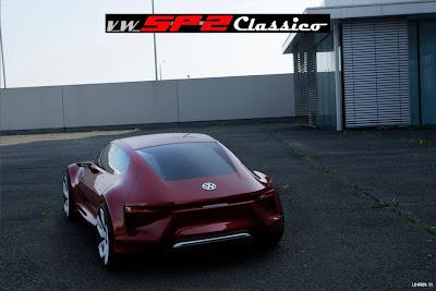 Releitura do Volkswagen SP2 - 40 Anos_19