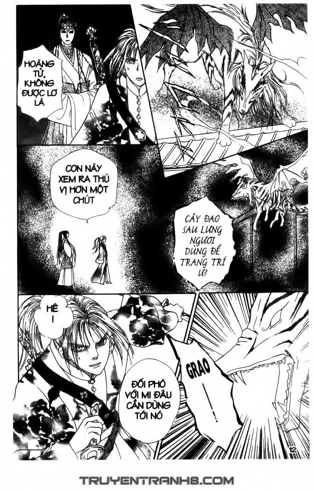 Đôi Cánh ỷ Thiên - Iten No Tsubasa chap 1 - Trang 12