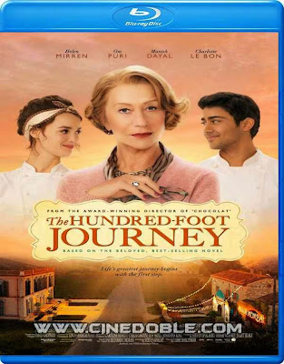 The Hundred-Foot Journey (2014) 1080p Latino