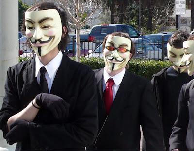 Anonymous Hack 1000 Email Karyawan Migas