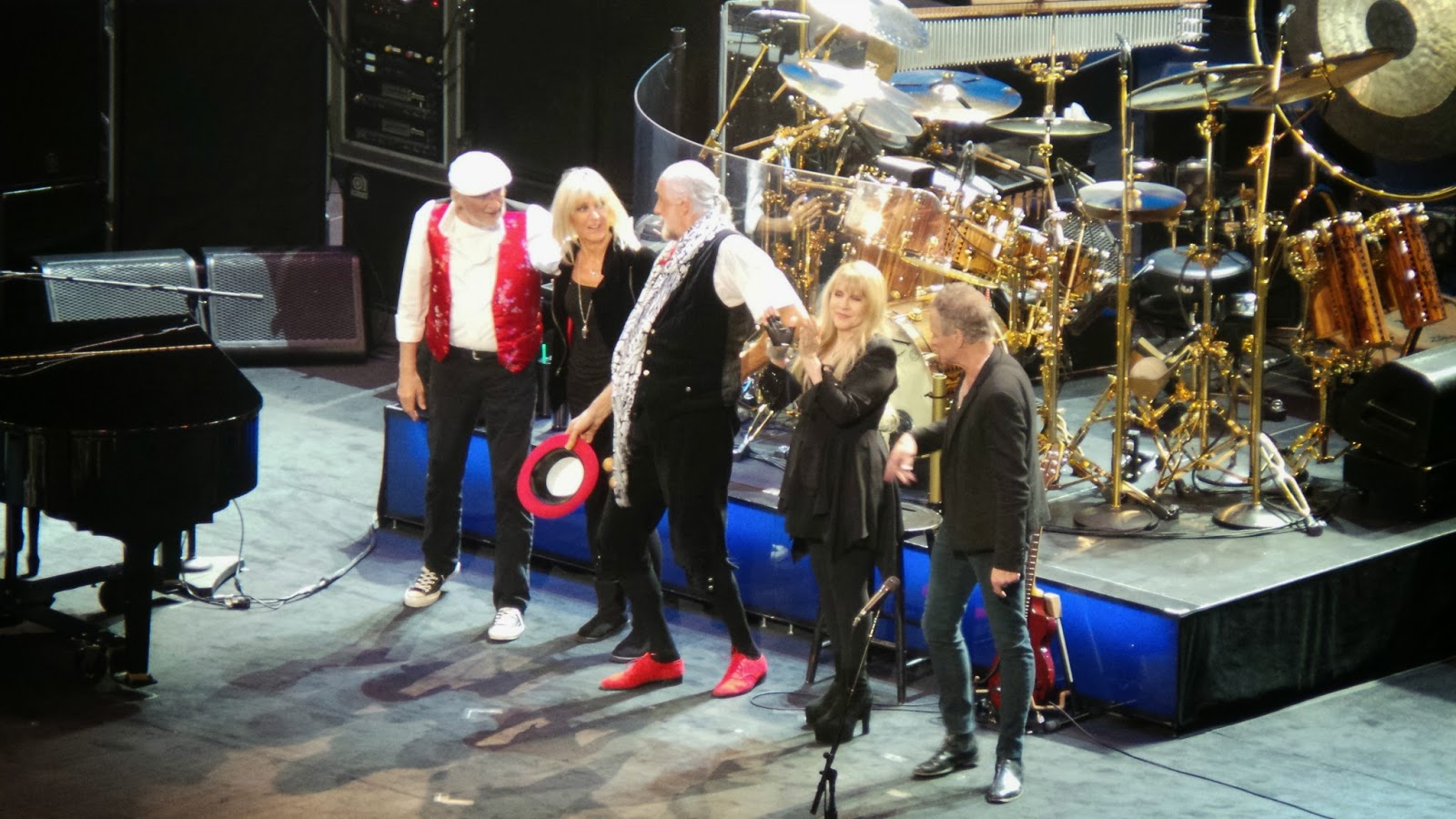 Fleetwood Mac Tour 2015