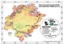 La Vuelta al Bierzo en 80 horas