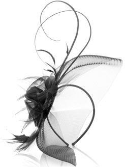 fascinated by fascinators