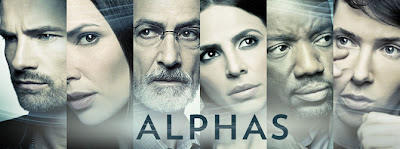 Alphas - 2ª temporada