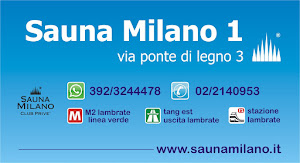 Sauna Milano 1