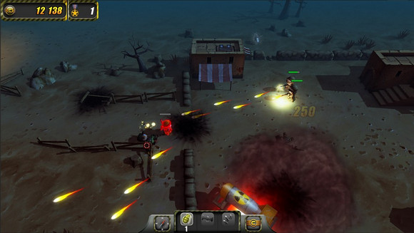 Tiny Troopers : Give War a Chance PC Games