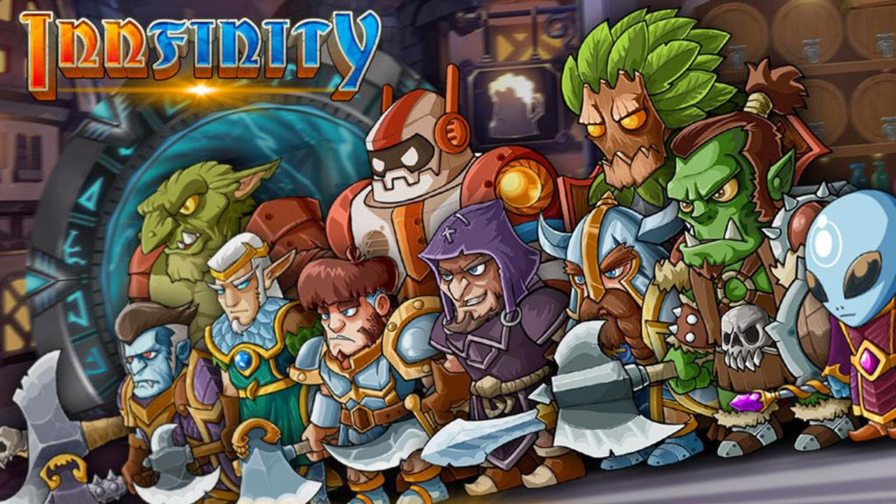 Innfinity Gameplay IOS / Android