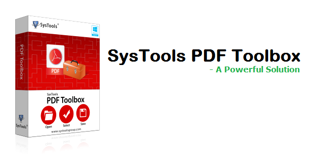 SysTools PDF Toolbox – Product Review