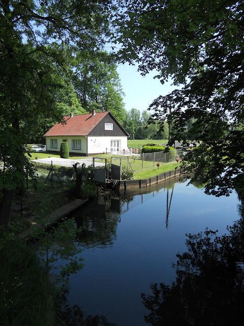 Spreewald canal