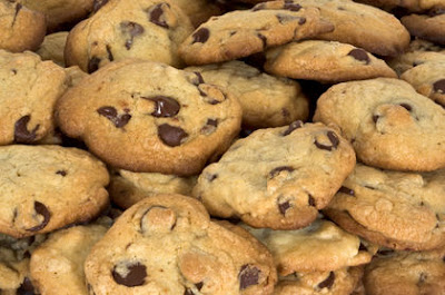 Sedap kan?? So saya search la resipi famous amos cookies ni. Jumpa 2