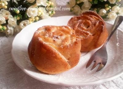 Tvarohové muffiny s kúskami čokolády