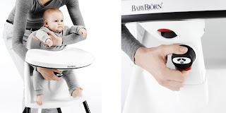 trona plegable ajustable infantil BabyBjörn