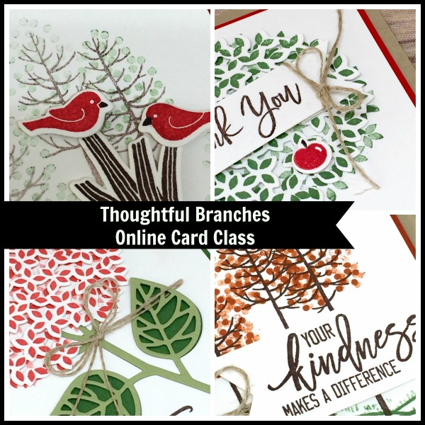 Online Stamping Class