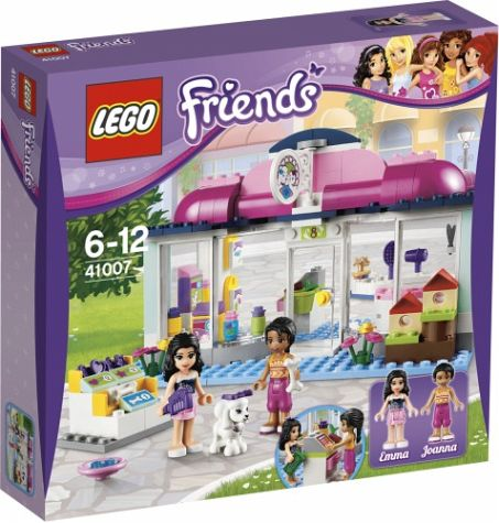Brick Friends: LEGO Friends year 2013 line up