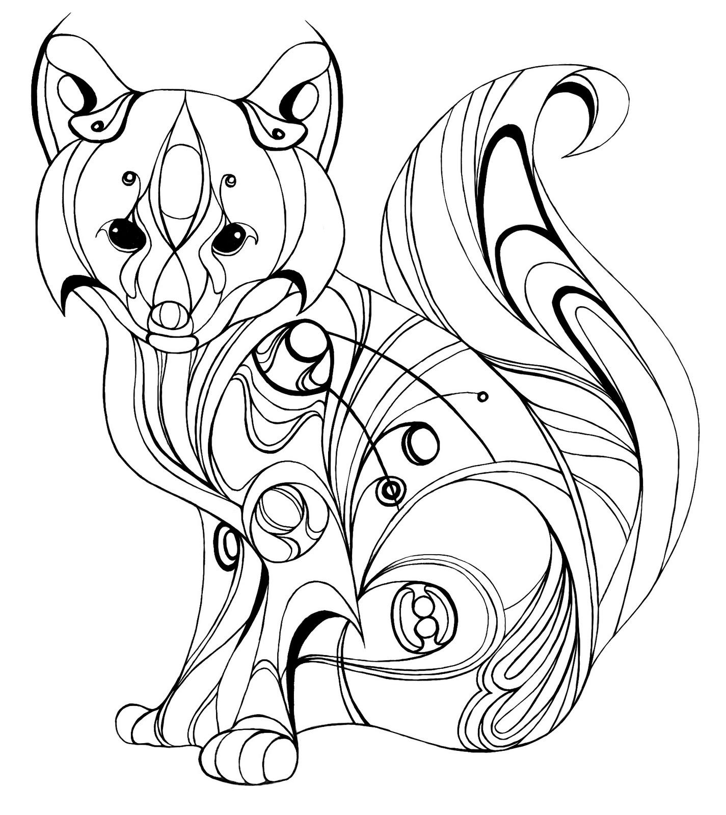 How To Draw O Fox
