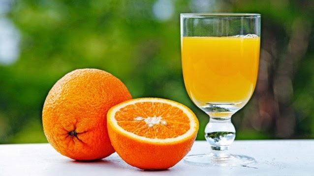 Πορτοκάλι και υπέρταση