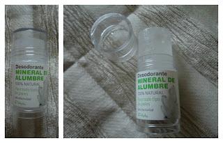 Desodorante Mineral de Alumbre Deliplus