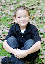Timmy age 8