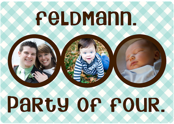 Feldmann. Party of Four.