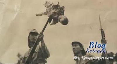 Permainan kejam tentera Jepun ketika Perang Dunia Ke-2