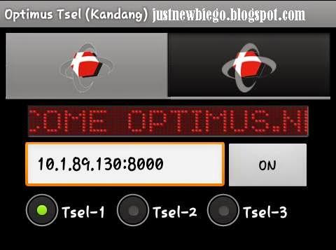 Injek Android Telkomsel Optimus Droid update terbaru 2014 dengan tutorial lengkap