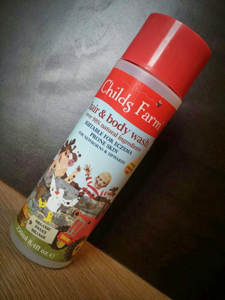 Childs Farm Hair & Body Wash