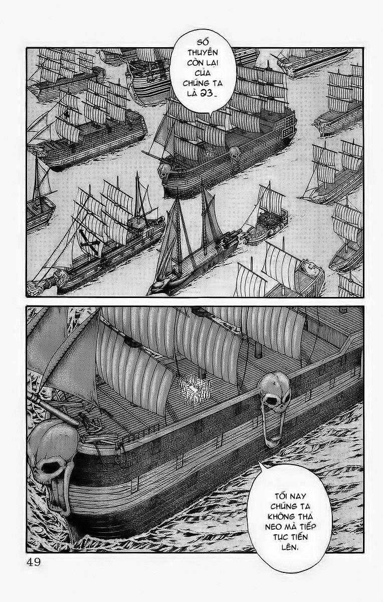 Vua Trên Biển – Coco Full Ahead chap 234 Trang 3 - Mangak.info