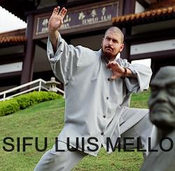 Sifu Luis Mello