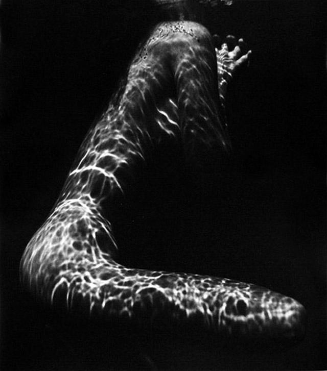 Brett Weston Underwater Nudes
