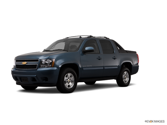 2012 Chevrolet Avalanche (Chevy) Review, Ratings, Specs, Prices ...
