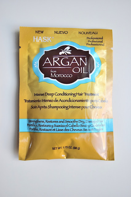 Hask Argan Oil Deep Conditioning Treatment